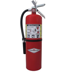 Amerex B441, 10lb ABC Dry Chemical Fire Extinguisher