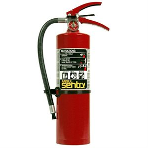 Ansul Sentry, 442235 5lb ABC Dry Chemical Fire Extinguisher