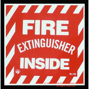 Sign,Vinyl,Extg Inside,4x4