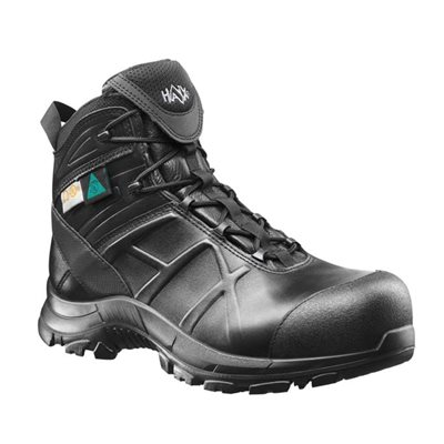 Boot,Blk Eagle 52Mid Wmn,10M