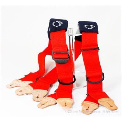 Suspender,Red H Back,Short