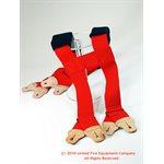Suspender, Red H Back,Regular